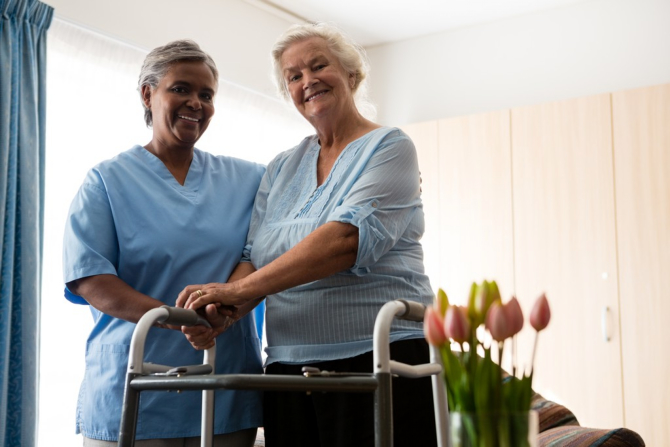 Tips for Introducing an Aging Parent to Home Care