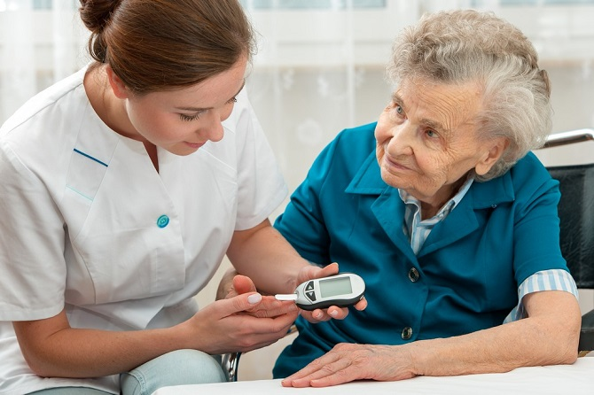 A Guide to Managing Diabetes for Family Caregivers
